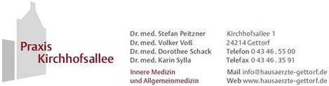 Praxis für Innere Medizin und Allgemeinmedizin - Gettorf